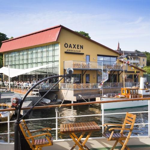 Oaxen – en av alla stora matupplevelser i Stockholm.