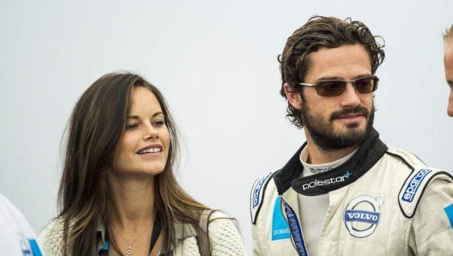Motorprinsens hustru har leasat en ny bil – och Sofia tänker på miljön.
