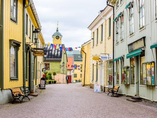 Söderköping – en charmig småstadsidyll.