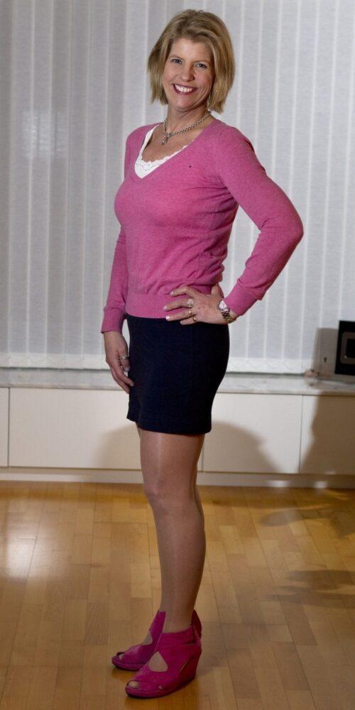 FICK FOTVÄRK. Det var värken i fötterna som gjorde att Ulrika Eriksson, 43, till slut bestämde sig för att gå ned i vikt. På 14 veckor gick hon ned 18 kilo.