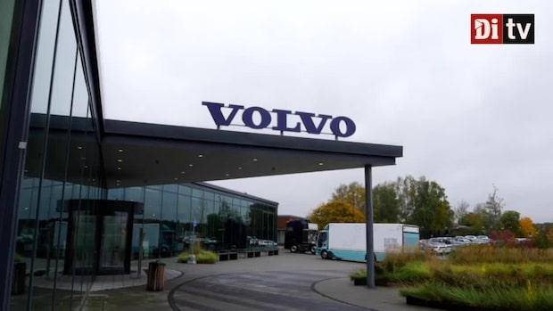 Martin Lundstedt vd AB Volvo: Därför satsar AB Volvo på hållbarhet och fossilfria transporter