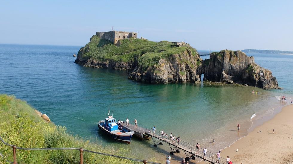 Dramatiska klippor och mjuka sandstränder, Wales kuststräcka bjuder på stor variation.