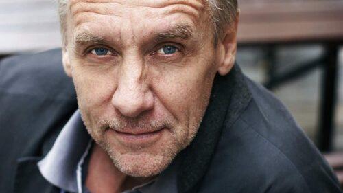 Håkan Nesser, författare och närking.