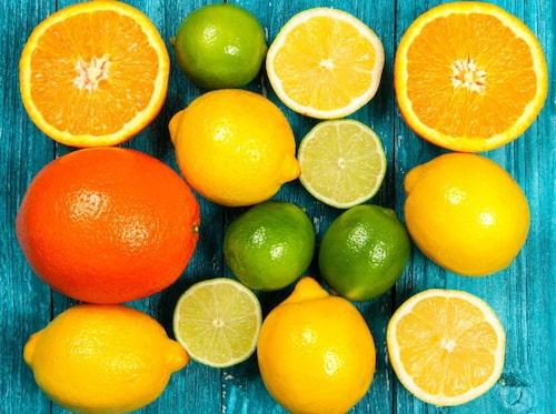 C-vitamin är enkelt att få i sig genom maten.