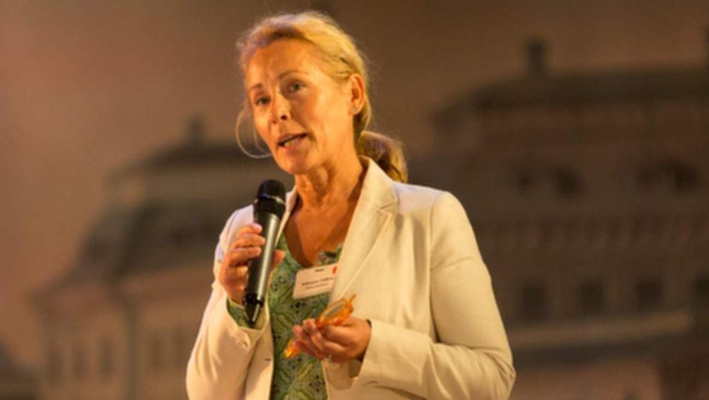 Geriatrikern Wilhelmina Hoffman berättar om hur människor kan skjuta upp demens i flera år.