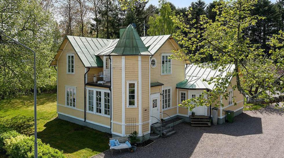 Västergötlands svar på Villa Villekulla.