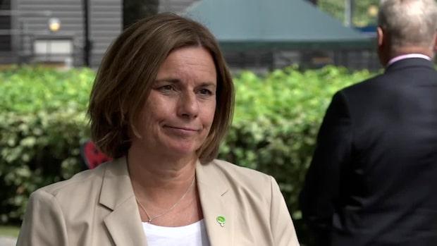 Se hela intervjun med Isabella Lövin – därför lämnar hon politiken
