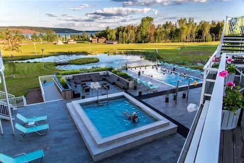 Selma Spa i Sunne har lockat allt fler relaxsugna besökare.