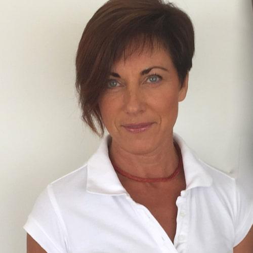 Carola Richardson, auktoriserad fotterapeut.