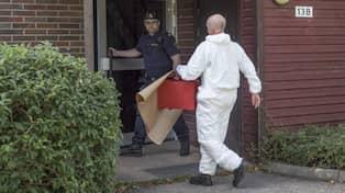 Loran, 23, misstänks för mordet i Vårgårda