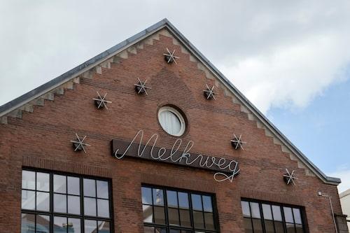 """Melkweg, Amsterdams """"allaktivitetshus""""."""