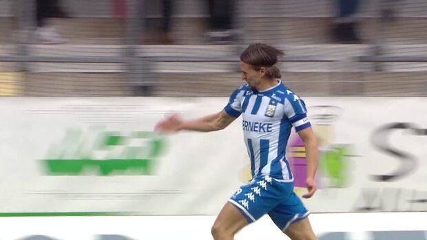 Höjdpunkter: IFK Göteborg–Östersund