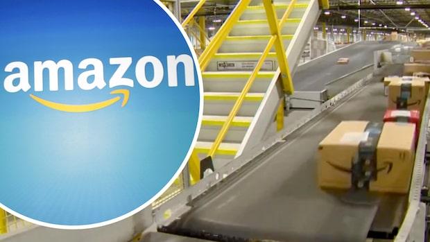 Amazon bekräftar – startar svensk e-handelsajt