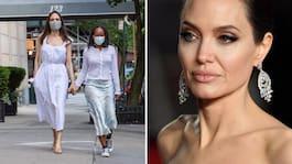 Jolie kritisk efter dotterns läkarbesök