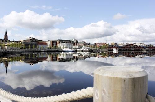 I Luleå görs ett av kryssningens två stopp.