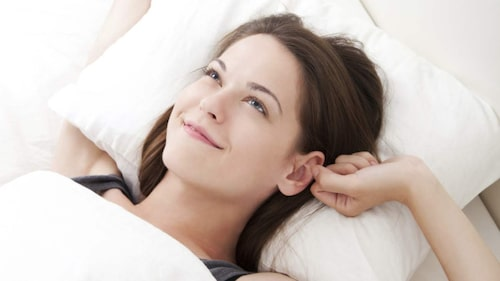 Kanske märker du att sömnen blir bättre.
