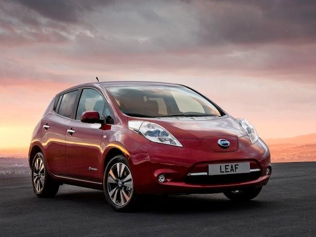 Nissan Leaf har blivit en riktig storsäljare. Nu är en ny version av modellen på ingång.