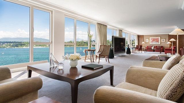 Royal Penthousesviten heter den, och är på hela 510 kvadratmeter.