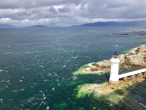 Skye är den största och nordligaste ön i Inre Hebriderna.