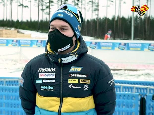 """Tränaren: """"Då kan Stina köra i världscupen"""""""