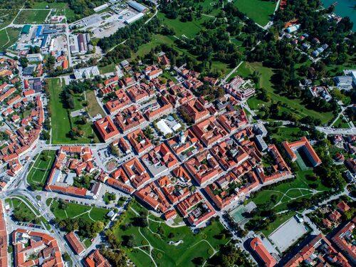 Karlovac grundades som skydd mot en osmansk invasion.