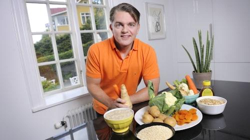 Näringsfysiologen Fredrik Paulun brukar betona att GI inte är en bantningskur, utan ett sätt att förhålla sig till maten.