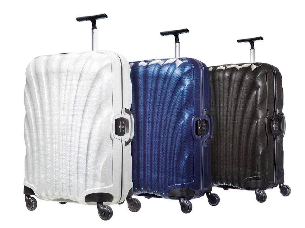 Flygbolagen har infört allt striktare bagageregler och börjat ta betalt för bagaget. Svaret är lättare och gärna expanderbara väskor.