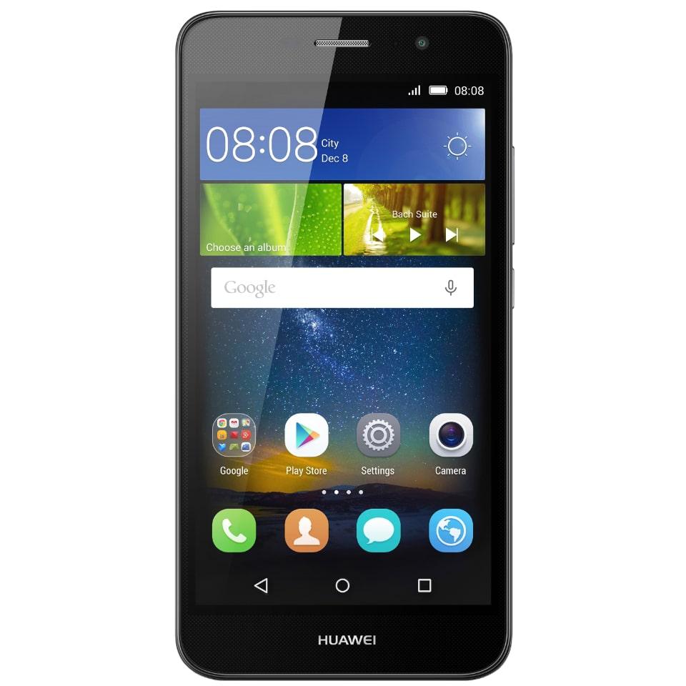Huawei Y6 Pro Smartphone, stöd för två SIM-kort HUAY6PBK. Ordinarie pris: 1790 kronor. Mellandagspris: 1390 kronor.