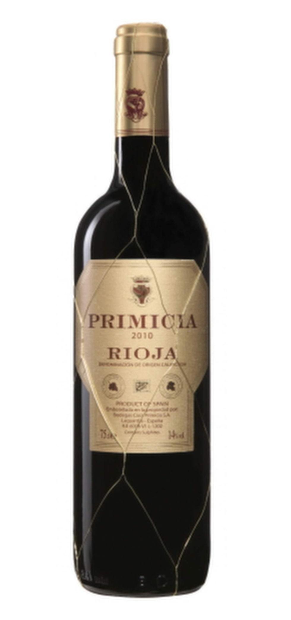 """Rött<strong><br>Primicia 2013</strong><br>(32410) Spanien, 71 kronor<br>Riojavin i mjuk stil med toner av mogna mörka bär och aningen vaniljkrydda. Gärna till frasigt friterade bläckfiskringar.<br><exp:icon type=""""wasp""""></exp:icon><exp:icon type=""""wasp""""></exp:icon><exp:icon type=""""wasp""""></exp:icon><exp:icon type=""""wasp""""></exp:icon>"""