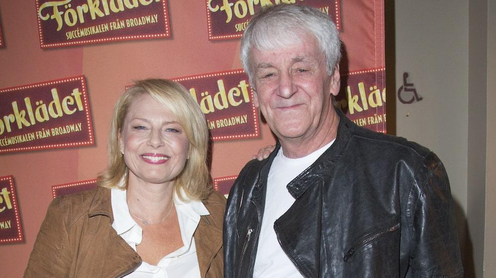 Helena och maken Colin Nutley har varit gifta i 27 år.