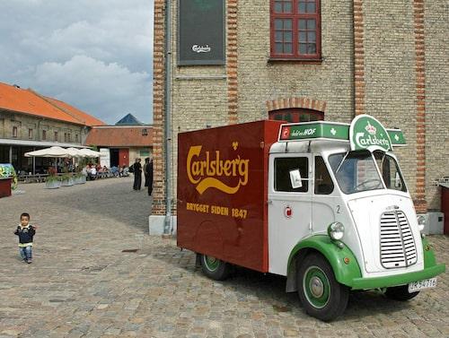 Carlsberg är en dansk kändis.