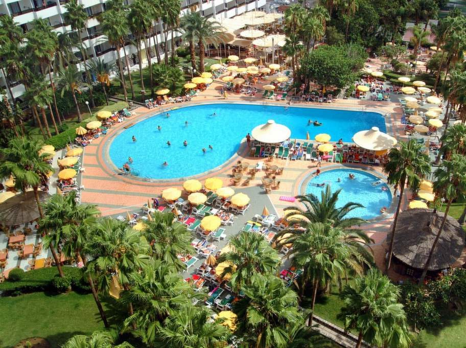 Bull Hotel Eugenia Victoria & Spa, Playa del Inglés.