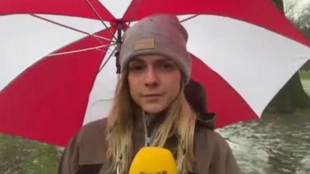 Halka, snö och regn i Västsverige – problem i kollektivtrafiken