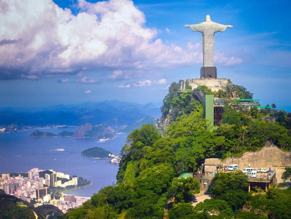 Rio de Janeiro har Olympiska sommarspelen i år – det kommer definitivt att vara festlig stämning.