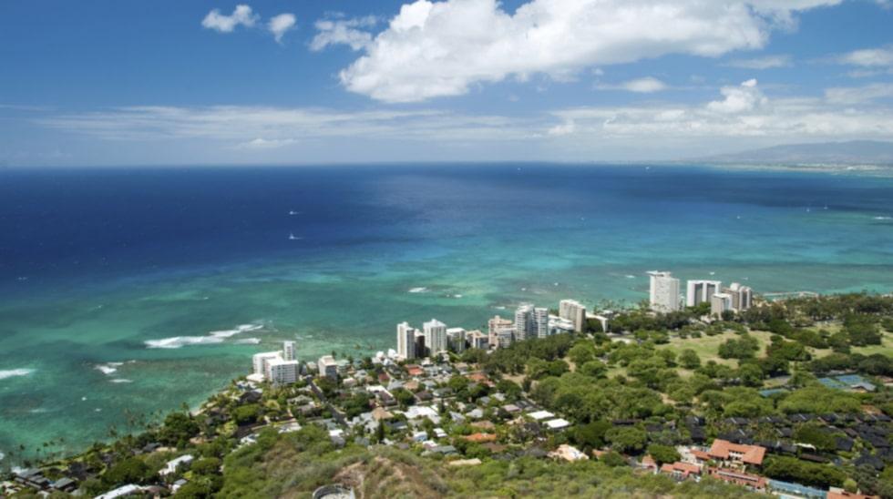 Planet fick återvända till Honolulu.