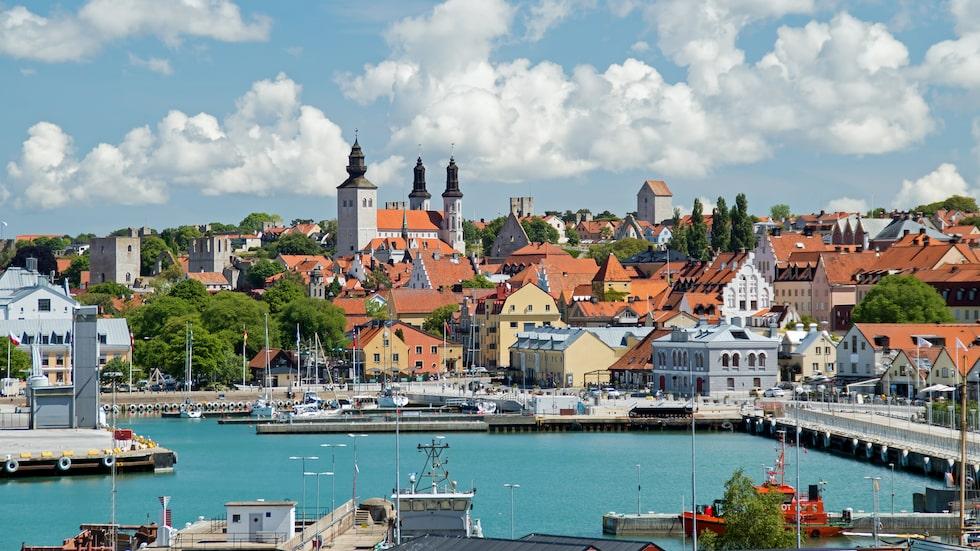 Gotland har ett stort utbud av kaféer som dina smaklökar kommer att älska.