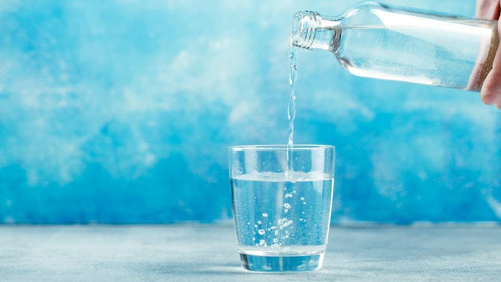 Mineralvatten - eller är det kolsyrat vatten? Begreppen kan vara svåra att hålla isär.