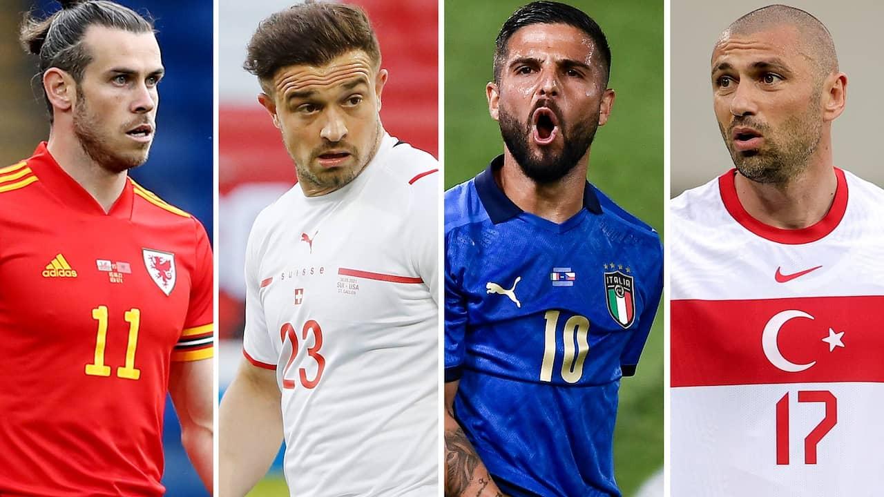 """Italien vinner guld: """"De vägrar förlora"""""""