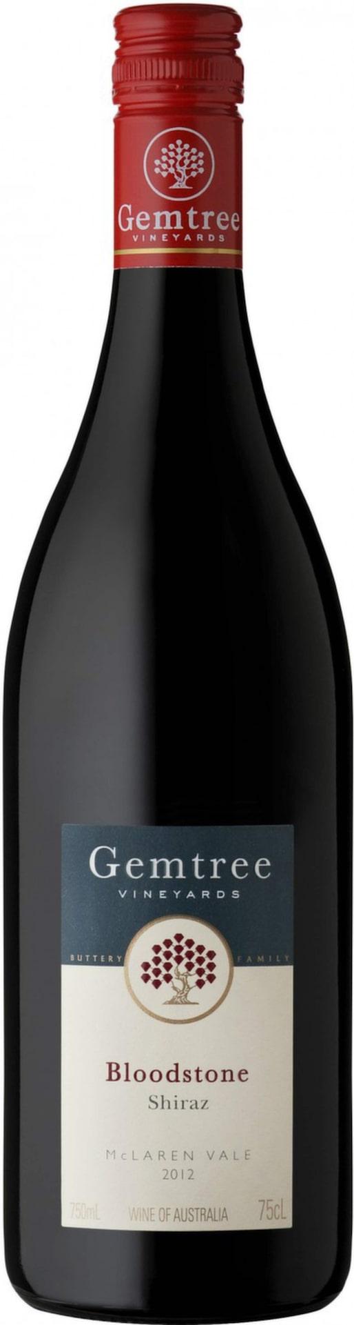 RöttBloodstone Shiraz 2013 (2083) Australien, 121 krIntensiv smak med toner av blåbär, lakrits, eukalyptus och kaffe. Gott till en viltstek med gräddsås.