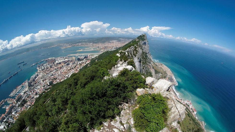Gibraltar-klippan.