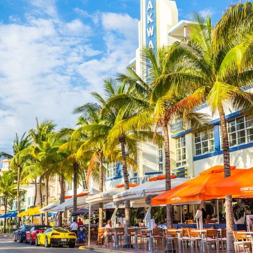 Miami har palmkantade gator och pudervita stränder.
