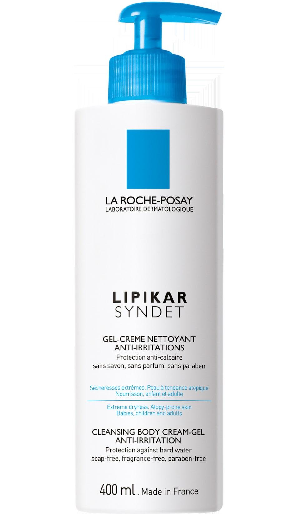 Lipikar syndet AP+, 119 kronor/200 ml, laroche-posay.se