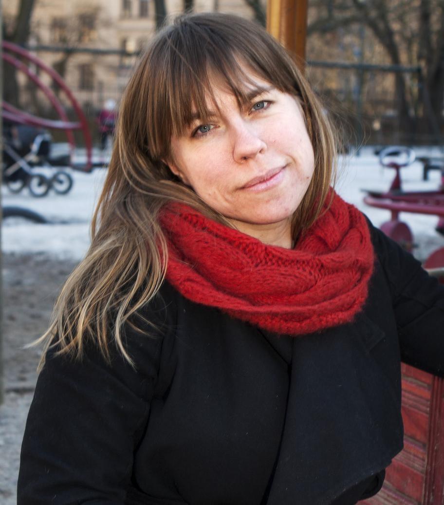 Maria Larsson, 37, Stockholm, läkare:- Det är en mans utstrålning som fångar mig, att han utstrålar allt från värme till intelligens.