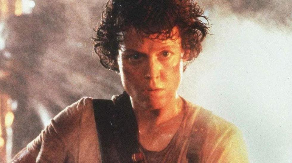 <p>En av Sigourneys största roller var i Alien-filmerna där hon spelade Ellen Ripley.</p>