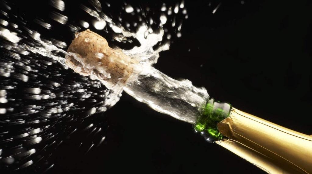 <p>Skål! Ett glas skumpa kan förbättra ditt minne!</p>