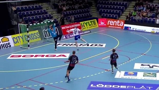 Highlights: Storseger för Alingsås mot Malmö