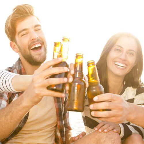 Att ha ett socialt liv gör gott för hälsan.