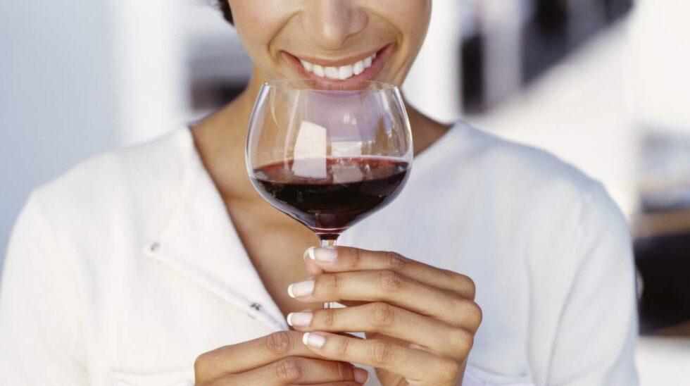 <p>Bara vin, och bara ett tillfälle per kväll är hemligheten.</p>