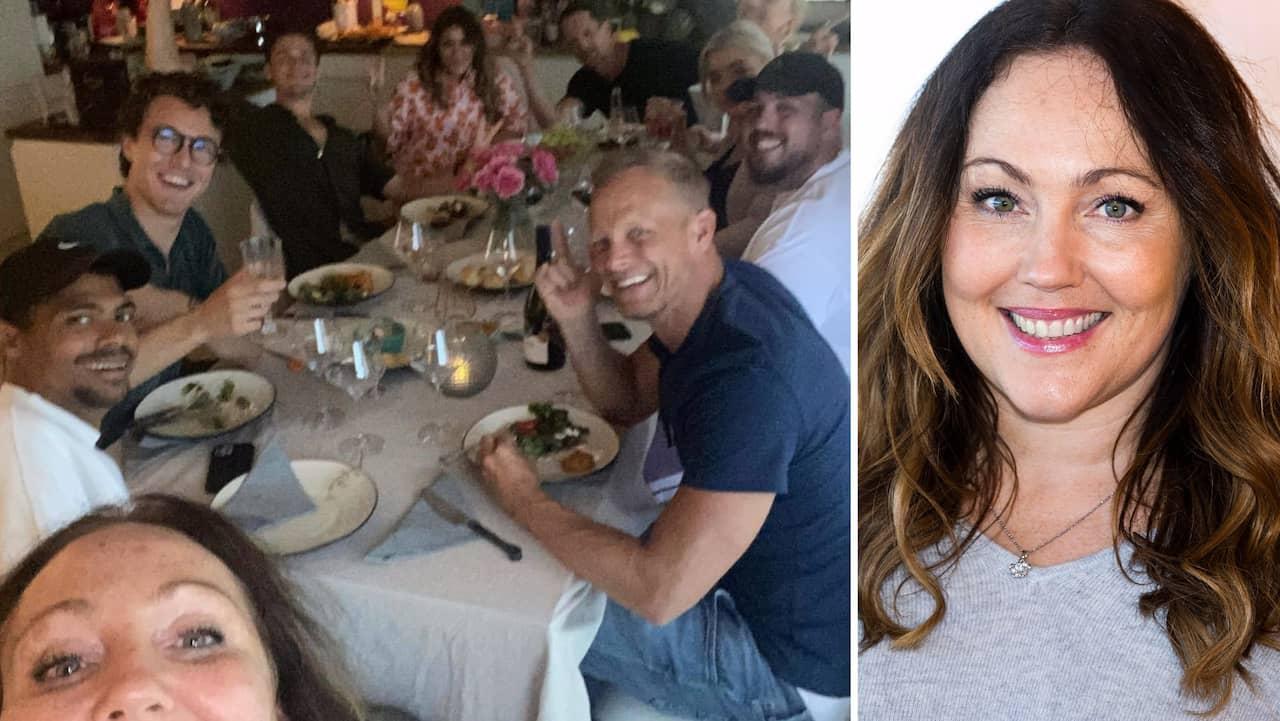 Linn Hegdals intima sommarbilder med pojkvännen – strålar efter vinsten i Lets dance