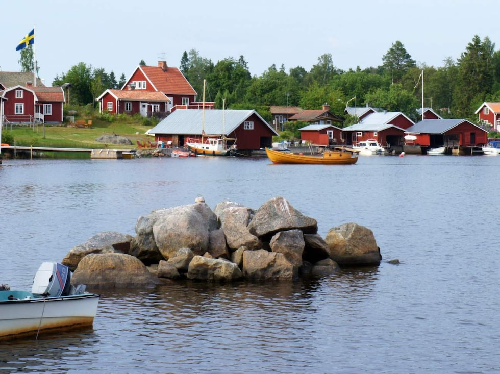 Ett attefallshus kan vara perfekt som sommarstuga - men fungerar också som permanentboende.
